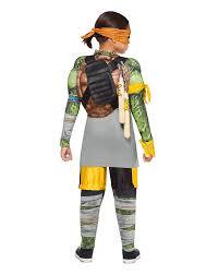 ninja turtle spirit halloween amazon com kids u0027 michelangelo costume deluxe teenage mutant ninja