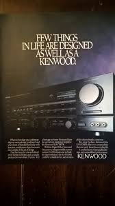 kenwood home theater receiver 52 best vintage home stereo ads images on pinterest audio