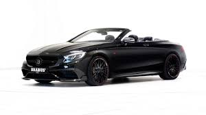 convertible mercedes brabus has built a 217mph mercedes amg s63 cabriolet top gear