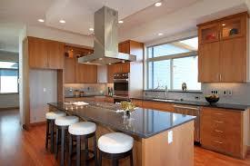 cuisine moderne bois cuisine cuisine moderne bois avec orange couleur cuisine moderne