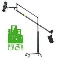 studio light boom stand studio overhead boom light stand big city lights
