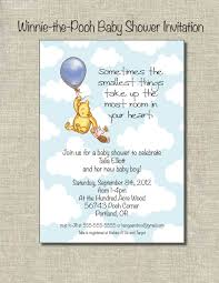 winnie the pooh baby shower favors classic winnie the pooh baby shower invitations sempak ebb1d9a5e502