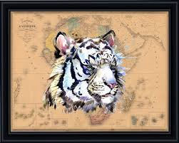 white tiger home decor rayan studio rayan studio twitter