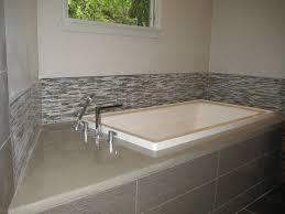 Custom Made Bathroom Vanity Tops by Hand Crafted Custom Bathroom W Zebrawood Vanity And Concrete