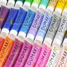 30 colour acrylic paint nail art 3d painting pigment design tips