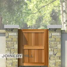 wooden garden gates delane collection joinery hill