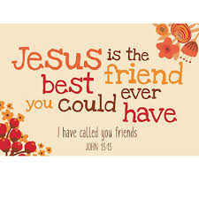Bible Message On Thanksgiving Pkg 25 Fall Theme Message Cards Jesus Is The Best Friend Jn 15