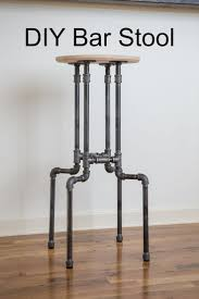 Bar Stools For Kitchen Island by Best 25 Industrial Bar Stools Ideas On Pinterest Rustic Bar