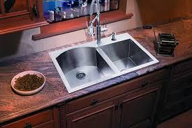 Overmount Kitchen Sinks Sinks Amusing Kitchen Sink 33x22 Drop In Regarding