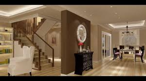 living room with stairs design trends including interior design