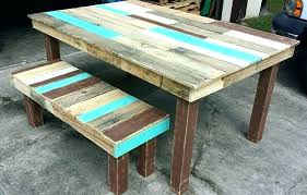 making a dining room table pallet dining room tables prediter info