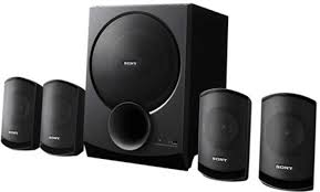 sony home theater system 7 1 buy sony sa d100 portable bluetooth home audio speaker online from