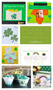 st patrick u0027s day crafts for elementary kids doing wheelies