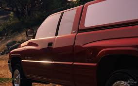 Dodge Ram 99 - 1999 dodge ram 1500 add on replace gta5 mods com