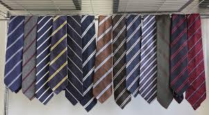 striped neckties parisian gentleman