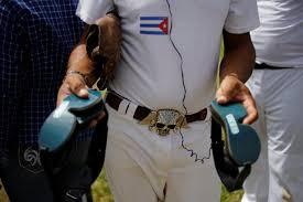 Baseball For The Blind Sport Baseball For The Blind Takes Flight In Cuba Pressfrom Us