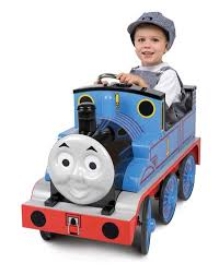 thomas the tank engine ride on toy so cool brayden