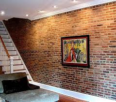 arthouse vip black brick wallpaper feature wall brick faux stone