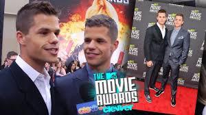 charlie u0026 max carver interview 2013 mtv movie awards youtube