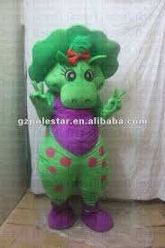 Baby Bop Halloween Costume 2329 Green Barney Mascot Costumes Buy Green Barney Mascot