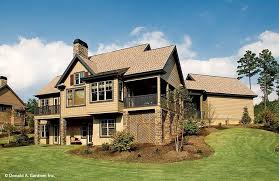 Donald A Gardner Floor Plans Home Plan The Riva Ridge By Donald A Gardner Architects