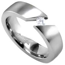 tension ring edward mirell men s tension band titanium ring elisa ilana
