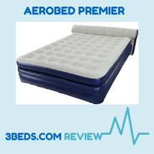 aerobed premier air mattress review 3 beds