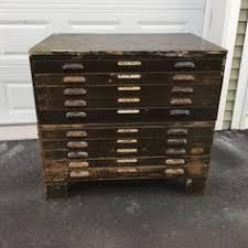 blueprint flat file cabinet antique oak architect blueprint flat file cabinet incline tabletop
