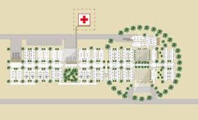 floor plan of hospital gallery of mobile hospital hord coplan macht spevco 16
