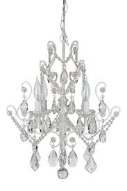 Pottery Barn Lydia Chandelier by 5 Light Antique White Chandelier With Pink Rose Shades Nursery