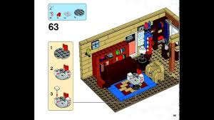 The Big Bang Theory Apartment Lego Ideas The Big Bang Theory Instructions 21302 Youtube