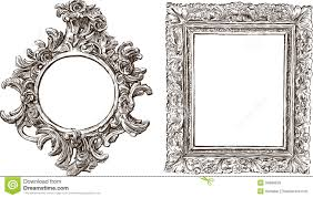 ornate frames royalty free stock images image 34880699