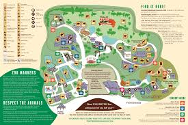 San Francisco Zoo Map by The Birmingham Zoo Is Sensory Friendly Travel Leisure