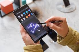 samsung u0027s galaxy note 8 comes with a 6 3 inch screen and dual