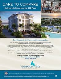 new home sources no cdd fees new homes in harbour isle on anna maria sound fl