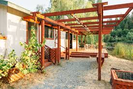 Pergola Off House by The Pond House Mendocino Magic Ca 9 Hipcamper Reviews And 46 Photos