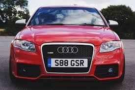 pink audi a4 aftermarket rs4 front bumper u0026 grille anyone fitted one audi
