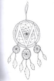 dream catcher drawing by bethymelly on deviantart