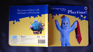 night garden playtime story book aloud kids