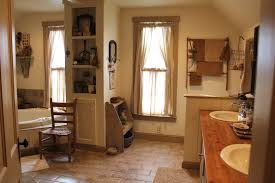 Country Bathroom Ideas Delighful Primitive Country Bathroom Ideas Shelf For My