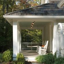 side porch designs decoration beautiful farmhouse with side porch designs and rattan