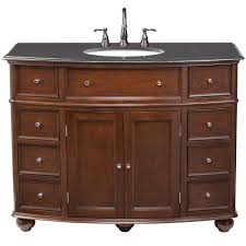 Complete Bathroom Vanities by 38 46 In Vanities With Tops Bathroom Vanities The Home Depot