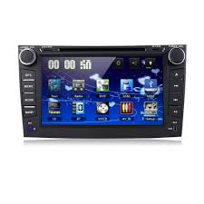 amazon com hizpo 8 inch touchscreen car dvd player gps navigation