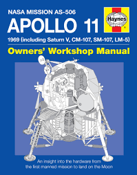 apollo 11 workshop manual space apollo missions pinterest