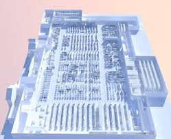 Walmart Map Model Of A Walmart Store Skyscraperpage Forum