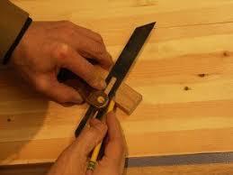 making the paul sellers dovetail template paul sellers u0027 blog