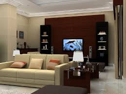Low Budget Interior Design For Living Room Nakicphotography - Interior design ideas living room pictures