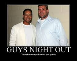 Roethlisberger Memes - image detail for guys night out ben roethlisberger tiger woods