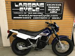 2017 yamaha tw200 for sale in cambridge mn larson u0027s cycle inc