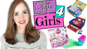 gifts for girls what i got my 6 year old for christmas youtube
